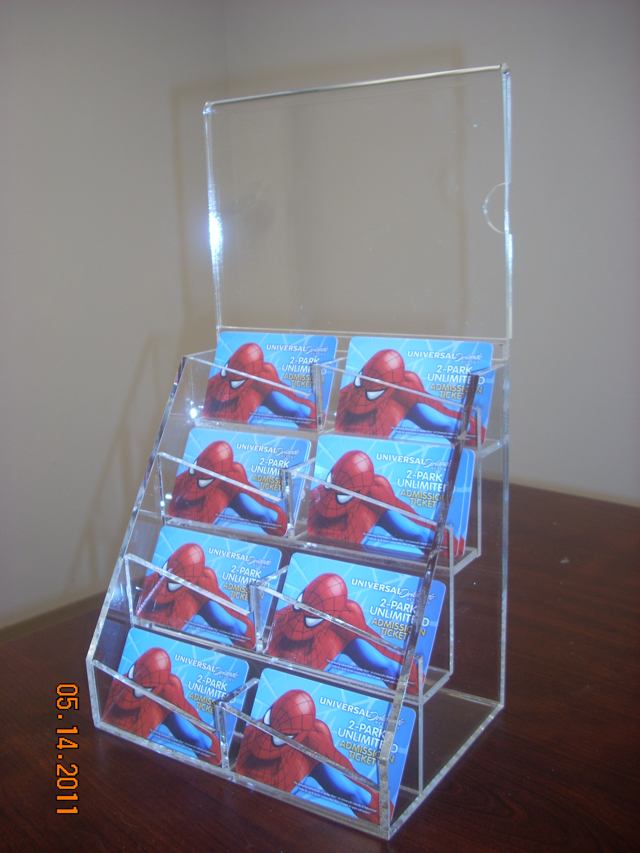 Polymer Fab Gallery: Polymer Fabrication » Point of Sale Displays ...
